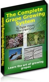 Ebook cover: The Complete Grape Growing System