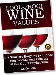 Ebook cover: Fool-proof Wine Values