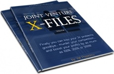 Ebook cover: Joint Venture X-Files