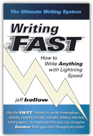 Ebook cover: Writing FAST
