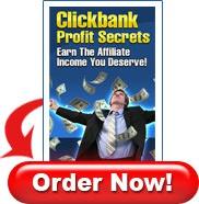 Ebook cover: Clickbank Profit Secrets