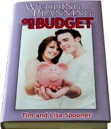 Ebook cover: Wedding Planning on a Budget