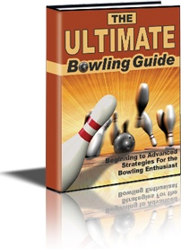 Ebook cover: The Ultimate Bowling Guide