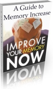 Ebook cover: A Guide to Memory Increase