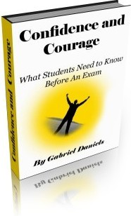 Ebook cover: Confidence and Courage