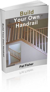 Ebook cover: Build Your Own Handrail