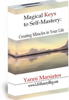 Ebook cover: Magical Keys to Self-Mastery