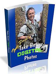 Ebook cover: Take Better Digital Photos