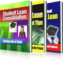 Ebook cover: Student Loan Reports