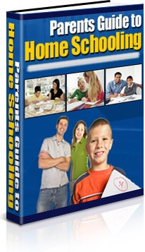 Ebook cover: A Parents Guide to Home Schooling