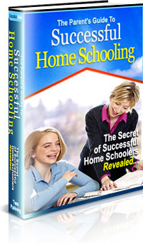 Ebook cover: The Parents Guide To Successful Home Schooling