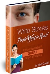 Ebook cover: Write Stories People Want to Read