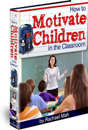 Ebook cover: How to Motivate Children in the Classroom