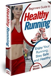 Ebook cover: Beginners Guide To Healthy Running