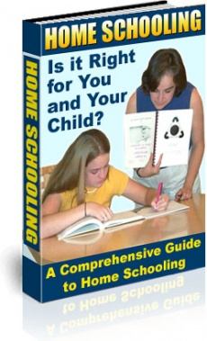 Ebook cover: Home Schooling