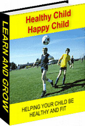 Ebook cover: Healthy Child Happy Child
