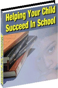 Ebook cover: Helping Your Child Succeed In School