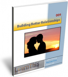 Ebook cover: Building Better Relationships