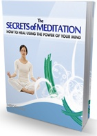 Ebook cover: The Secrets Of Meditation