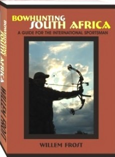 Ebook cover: Bowhunting Sout Africa