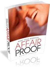 Ebook cover: Affair Proof