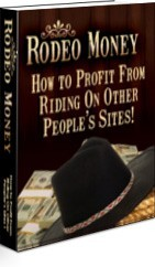 Ebook cover: Rodeo Money