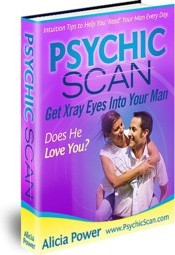 Ebook cover: Psychic Scan