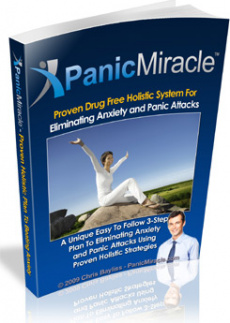 Ebook cover: Panic Miracle