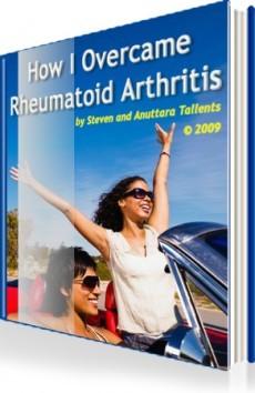Ebook cover: How I Overcame Rheumatoid Arthritis