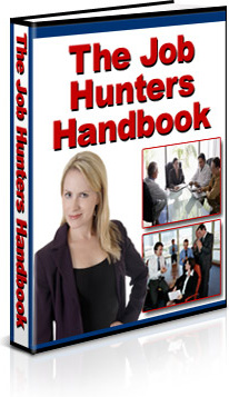 Ebook cover: The Job Hunters Handbook