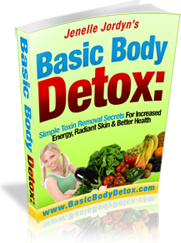 Ebook cover: Basic Body Detox