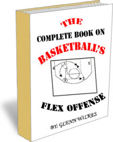 Ebook cover: The Complete Book on Basketballs Flex Offense