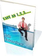 Ebook cover: Successful Job Interview