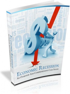 Ebook cover: Economic Recession An Overview And Comprehensive Case Study