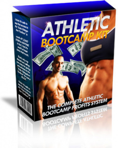 Ebook cover: Athletic Boot Camps