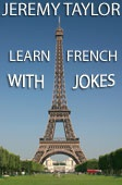 Ebook cover: Learn French with Jokes