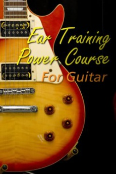 Ebook cover: Ear Training Guitar