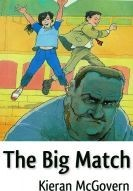 Ebook cover: The Big Match