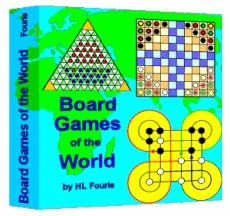 Ebook cover: Board Games of the World
