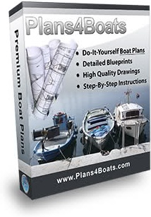 Ebook cover: Plans for Boats