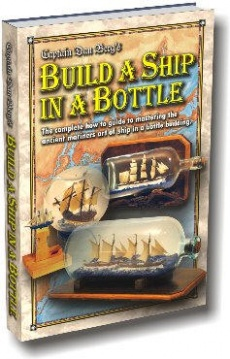 Ebook cover: Build a Ship in a Bottle