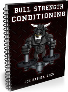 Ebook cover: Bull Strength Conditioning