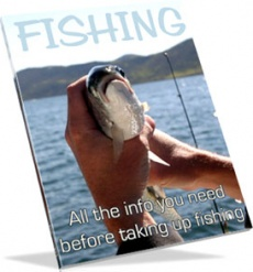 Ebook cover: Fishing