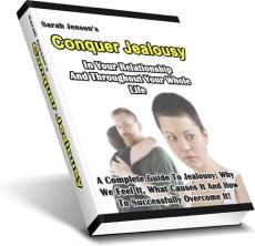 Ebook cover: Conquer Jealousy