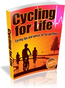 Ebook cover: Cycling For Life