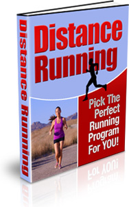 Ebook cover: Distance Running