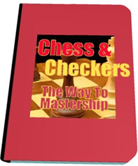 Ebook cover: Chess and Checkers