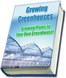Ebook cover: All About Greenhouse Growing
