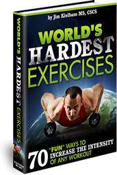 Ebook cover: Worlds Hardest Exercises