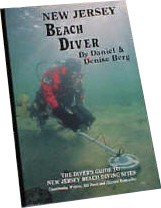 Ebook cover: New Jersey Beach Diver